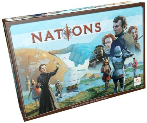 Board Game Nations