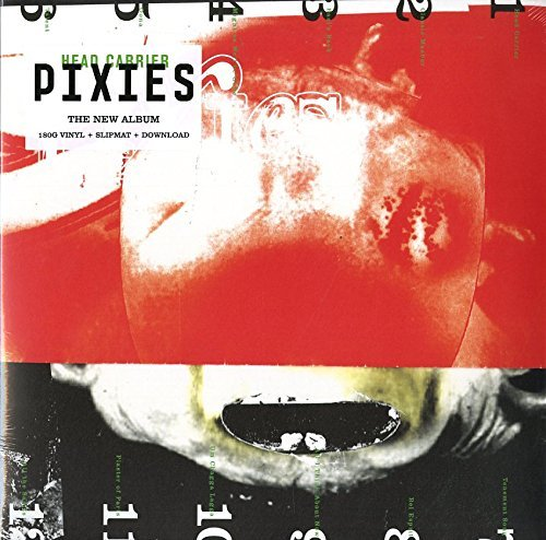 Pixies Head Carrier (w Bonus Slipmat)