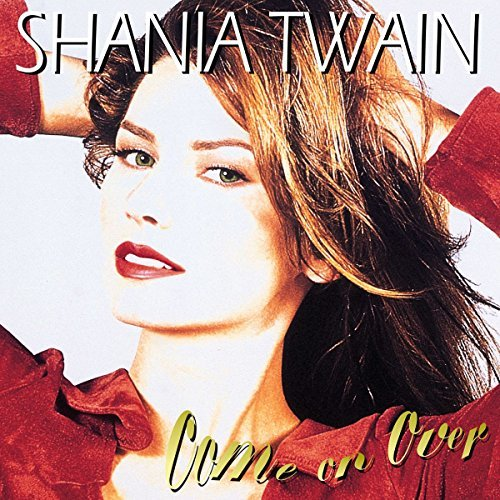 Shania Twain Come On Over 2 Lp