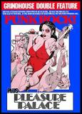 Punk Rock Pleasure Palace Double Feature DVD Adult Content