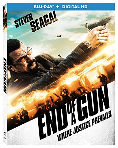 End Of A Gun Seagal Piersic Blu Ray Dc R