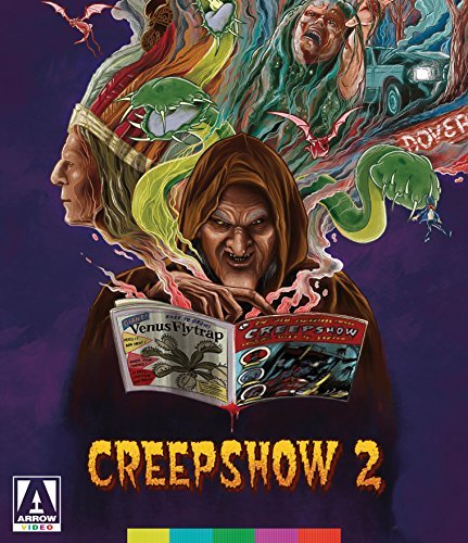 Creepshow 2 Savini King Blu Ray R