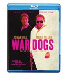 War Dogs Hill Teller Blu Ray Dc R