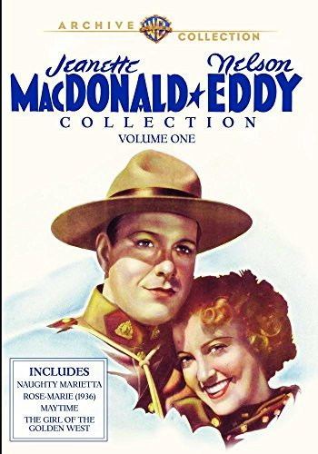 Jeanette Macdonald & Nelson Ed Jeanette Macdonald & Nelson Ed DVD Mod This Item Is Made On Demand Could Take 2 3 Weeks For Delivery