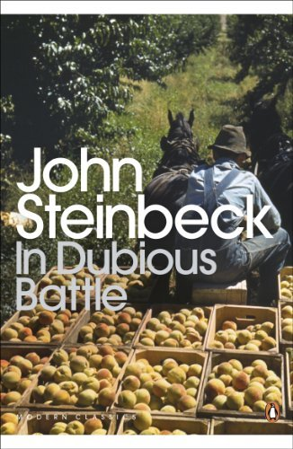 John Steinbeck In Dubious Battle