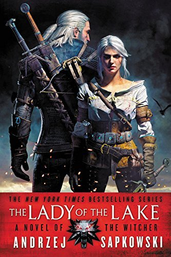 Andrzej Sapkowski The Lady Of The Lake