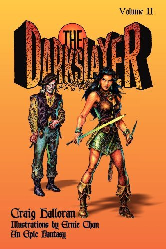 Craig Halloran The Darkslayer Blades In The Night (book 2)