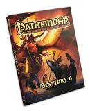 James Jacobs Pathfinder Roleplaying Game Bestiary 6