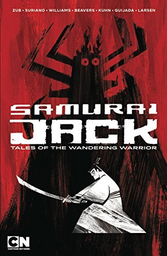 Jim Zub Samurai Jack Tales Of The Wandering Warrior