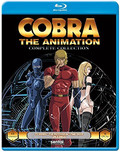Cobra The Animation Cobra The Animation