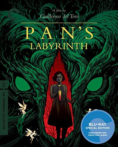 Pan's Labyrinth Pan's Labyrinth Blu Ray R Criterion