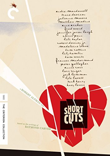 Short Cuts Robbins Lemmon DVD Criterion