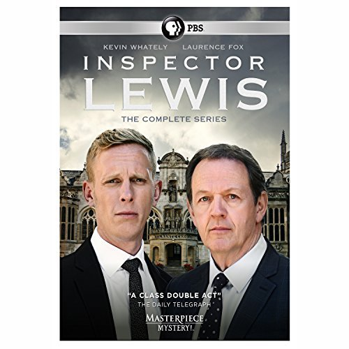 Inspector Lewis The Complete Series DVD