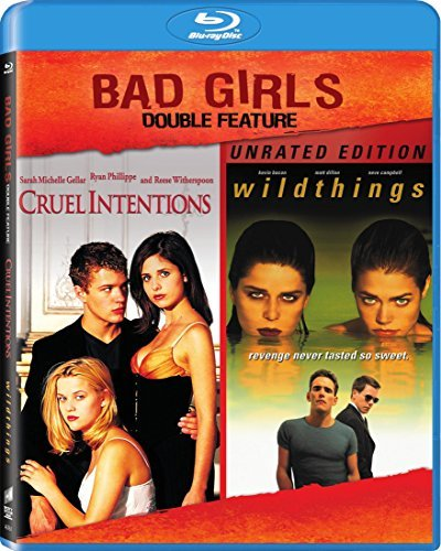 Cruel Intentions Wild Things Double Feature Blu Ray