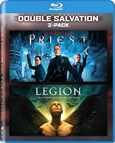 Legion (2010) Priest (2011) Legion (2010) Priest (2011)