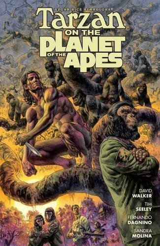 David Walker Tarzan On The Planet Of The Apes