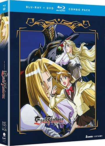 Vision Of Escaflowne Part 2 Blu Ray DVD