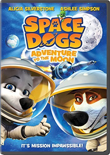 Space Dogs Adventure To The Moon Space Dogs Adventure To The Moon DVD G