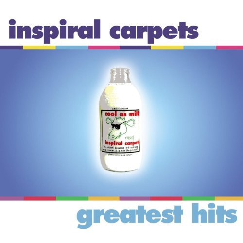 Inspiral Carpets Greatest Hits Import Gbr