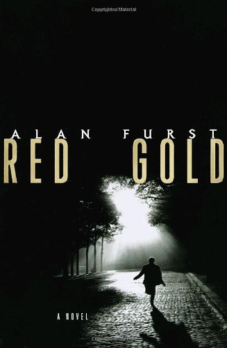 Alan Furst Red Gold
