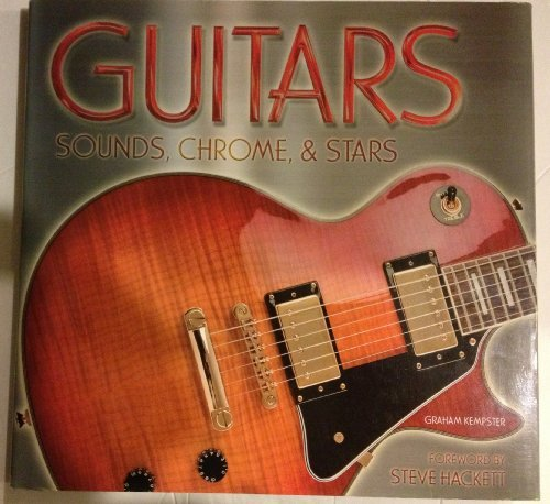 Graham Kempster Guitars Sounds Chrome & Stars
