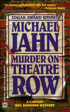 Michael Jahn Murder On Theatre Row