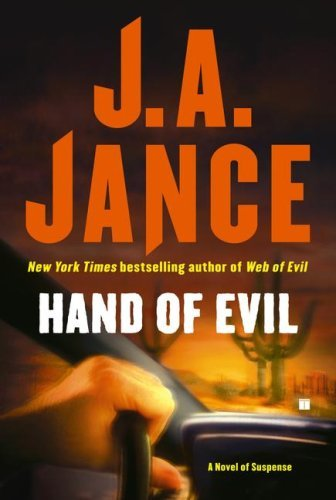 J. A. Jance Hand Of Evil