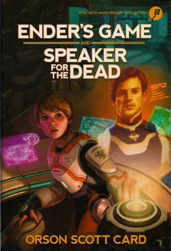 Orson Scott Card Ender's Game & Speaker For The Dead