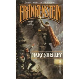 Mary Wollstonecraft Shelley Frankenstein