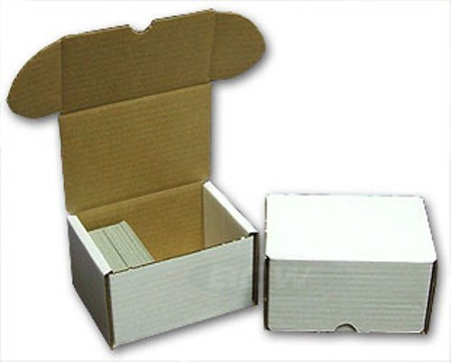 Trading Card Storage Box 300 Ct Holds 300 Cards