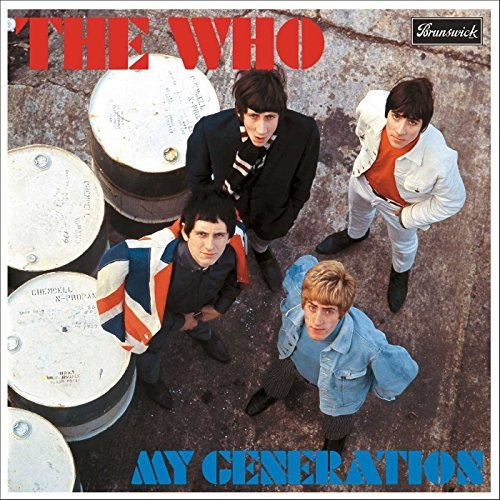 The Who My Generation [super Deluxe] 5 CD