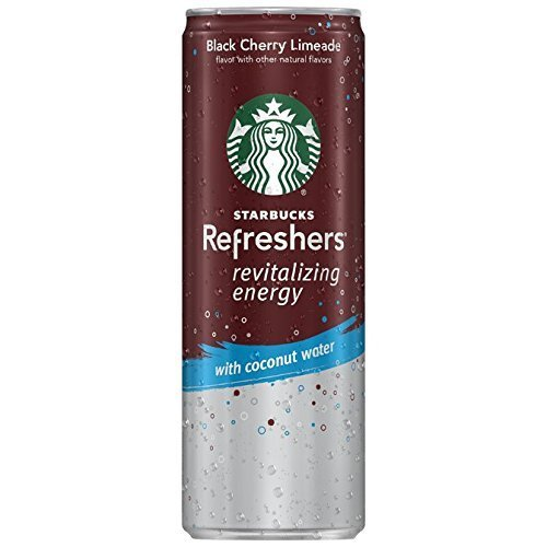 Beverage Starbucks Refreshers Black Cherry Limeade