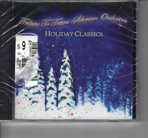 Tribute To Trans Siberian Orchestra Holiday Classics