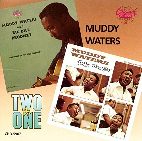 Muddy Waters Sings Big Bill Broonzy Folk Singer