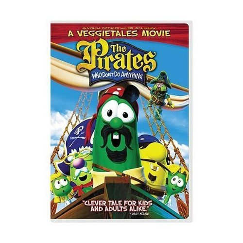 The Pirates Who Don't Do Anything A Veggietales Movie