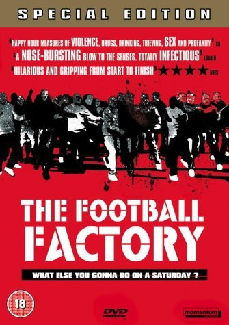 The Football Factory Dyer Harper Hassan Pal Region 2