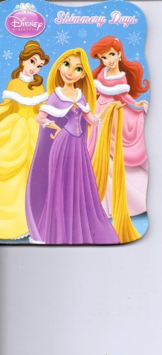 Dalmatian Press Disney Princess Shimmery Days