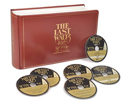 Band Last Waltz (40th Anniversary Collector's Edition) 4cd 2 Blu Ray
