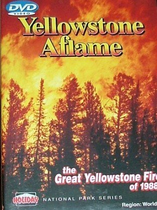 Yellowstone Aflame The Great Yellowstone Fire Of 1988
