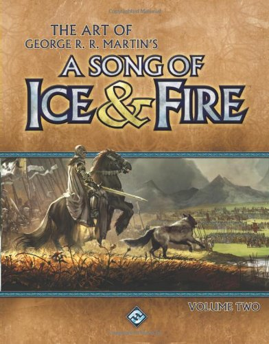Patricia Meredith Art Of George R.R. Martin's A Song Of Ice & Fi The
