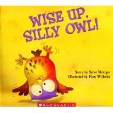 Steve Metzger Wise Up Silly Owl