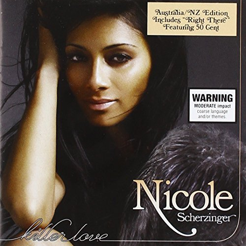 Nicole Scherzinger Killer Love Import Eu