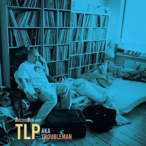 Tlp Aka Troubleman Recordbox #01 Tlp Aka Troubleman 2cd Book