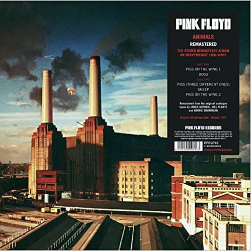 Pink Floyd Animals Import Gbr