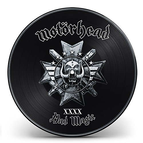 Motörhead Bad Magic Import Gbr Explicit