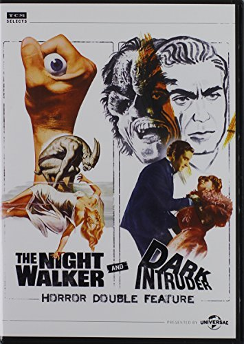Night Walker & Dark Intruder Night Walker & Dark Intruder DVD Mod This Item Is Made On Demand Could Take 2 3 Weeks For Delivery