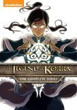 Legend Of Korra The Complete Series DVD Nr
