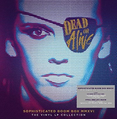 Dead Or Alive Sophisticated Boom Box Mmxvi Import Gbr