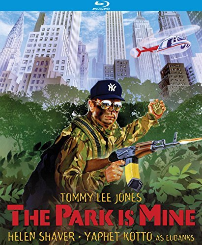 Park Is Mine Jones Shaver Blu Ray Nr