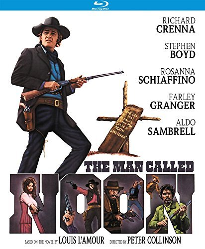 Man Called Noon Crenna Boyd Blu Ray R